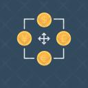 Exchange Shift Money Icon