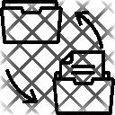 Exchange Folder Optimization Icon