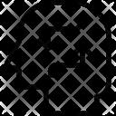 Exchange Human Mind Icon