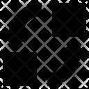 Exchange Exchanging Move Icon