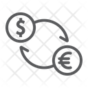Exchange Finance Banking Icon