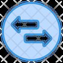 Exchange Right Left Icon