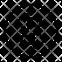 Exchange Arrows Data Transfer Arrows Icon