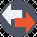 Exchange Arrows Data Icon
