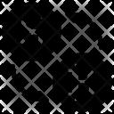 Exchange Bitcoin Dollar Icon