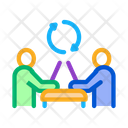 Exchange Computer Experience Icon