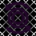 Exchange Cryptocurrency Icon