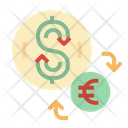 Exchange Money Dollar Icon