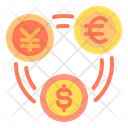 Currency Exchange Currency Convert Money Icon
