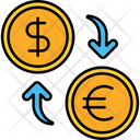 Icurrency Exchange Currency Currency Exchange Icon