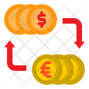 Exchange Money Finance Icon