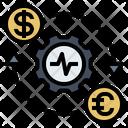 Exchange Transfer Money Icon