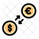 Exchange Currency Currency Money Icon
