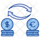 Exchange Currency Currency Dollar Icon