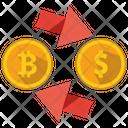 Bitcoin Dollar Money Icon