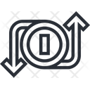 Exchange Currency Cash Money Icon