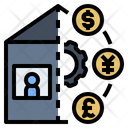 Exchange Cash Currency Icon