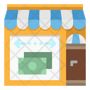 Exchange Currency Market Icon