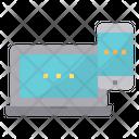 Exchange Data Icon