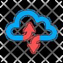 Cloud Exchange Loading Icon