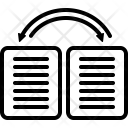 Exchange Data Document Icon
