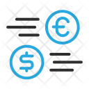 Exchange Currency Dollar Icon