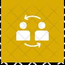 Exchange Employee Icon