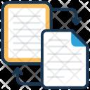 Data Share File Icon