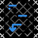 Exchange Document Paper Icon