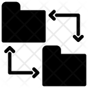 Exchange Folder Archive Exchange Folder Sync Icon