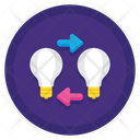 Exchange Ideas Icon