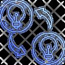 Exchange Ideas Icon