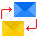 Mail Email Exchange Icon