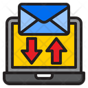 Exchange Mail Transfer Email Exchnage Email Icon