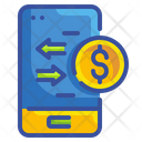 Exchange money Icon