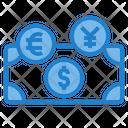 Exchange Money Convert Money Money Icon