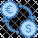 Exchange Business Exhcange Money Conversion Convert Money Icon