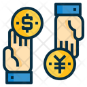 Money Currency Exchange Icon