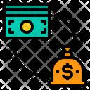 Money Exchange Financial Icon