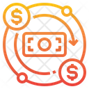 Exchange Financial Icon