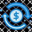Exchange Money Icon