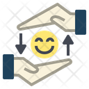 Exchange Offer Happiness Icon