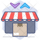 Exchange Packet Icon
