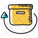 Exchange Parcel Return Policy Order Return Icon