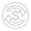 Exchange Payment Icon