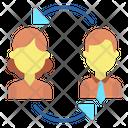 Exchange Position Icon
