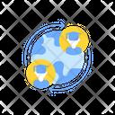 Exchange Program Icon