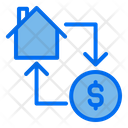 Exchange Property Change Transaction Icon