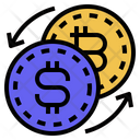 Exchangerate Exchange Currency Icon