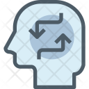 Exchange thought Icon